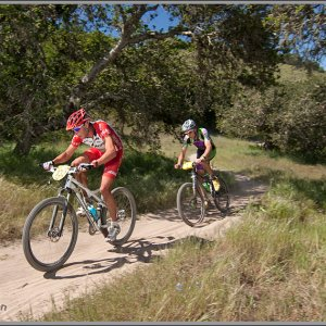 Conrad Stoltz & Jeremiah Bishop - Sea Otter Pro Cross Country