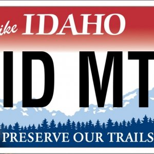 Idaho Mountain Bike License Plate fundraiser - Sunday, June 20 at IMT in Bo