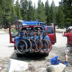 4th Annual Downieville Gathering Stories and Photos