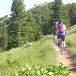 Wasatch Ridge Ride