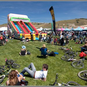 Beautiful Weather For Sea Otter Classic!