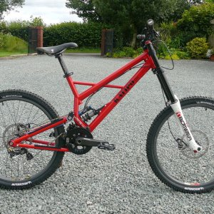 Best looking DH bike ever?