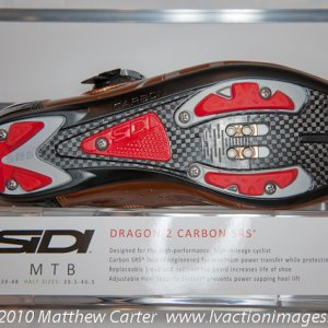 2011 Sidi Dragon 2 SRS sole