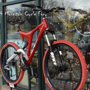 Mountain Cycle Rumble LTD Edition