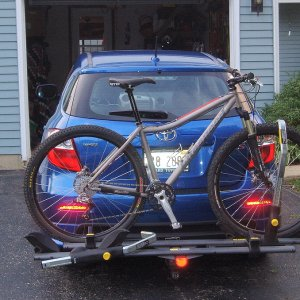 Saris Cycle-On Pro Hitch Rack review