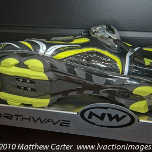 2011 Northwave MTB shoe