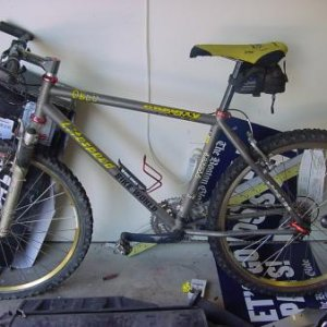 Show Us Your Litespeed/Merlin/Tomac