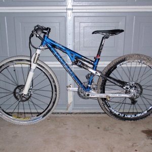 1996 Rock Shox Judy Type II Retrofit Kit