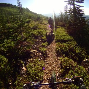 Downieville riding