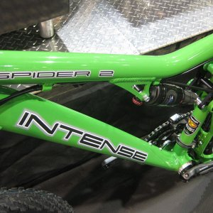 Intense Cycles Spider 2