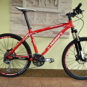 SPECIALIZED S-WORKS STUMPJUMPER M5