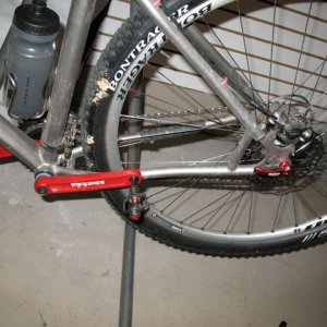 Lynskey Build Progress:  Too Much Red?