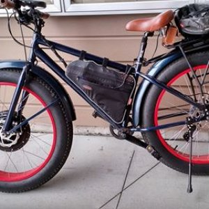 Dolomite Fat E Bike