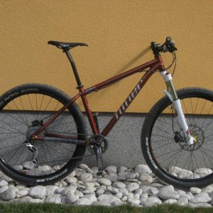 2011 Niner Air 9 with 120mm fork?