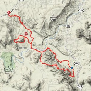 Sedona Fat Tire Festival- April 23-24 (Easter Weekend)