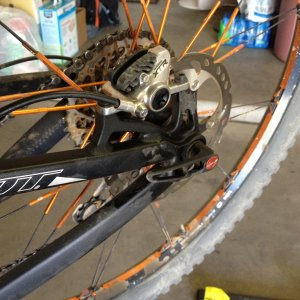 XT-XTR BR-M785 Warranty Brake Leaking Issue