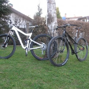 poll: who has more than one 29er bike and why?