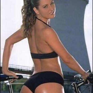 hot mountain biker chick passion