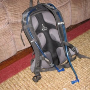 Larger Hydration Pack Bladder - More than 3L?