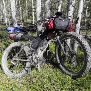 Post your Fat-Bikepacking setup!