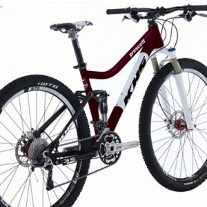 KHS dual suspension 650b