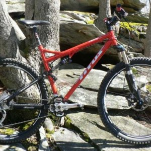 Full Suspension 29er frame for <$1k?