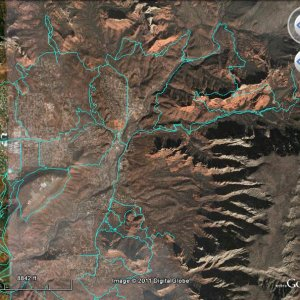 Another Fun Day of Riding in Sedona + MAPS
