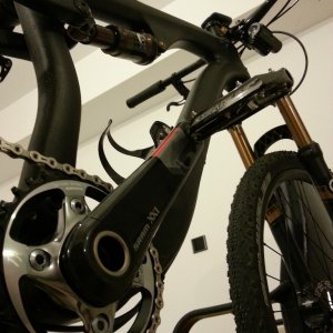 Dual Suspension Chinese Carbon  29er